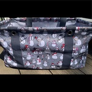 Thirty One ❄️Limited Edition❄️Snowman ☃️ tote